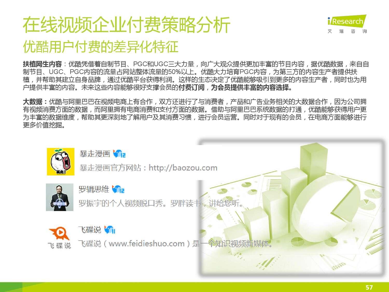2015年中国在线视频用户付费市场研究报告_000057