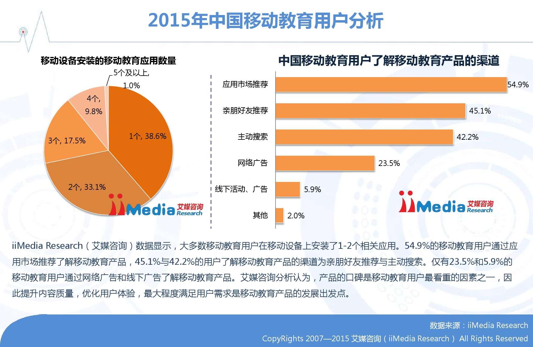 2015-2016年中国移动教育市场研究报告_000019