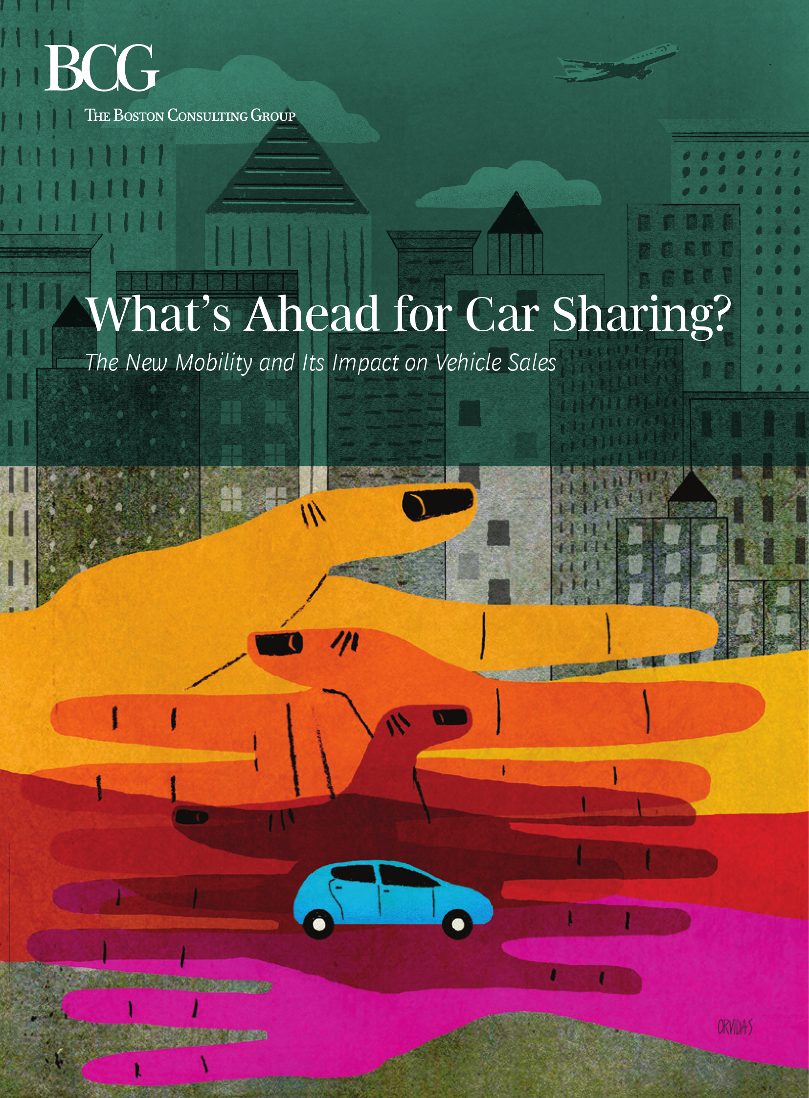 汽车共享新前景:新型出行方式对汽车销量的影响_000001