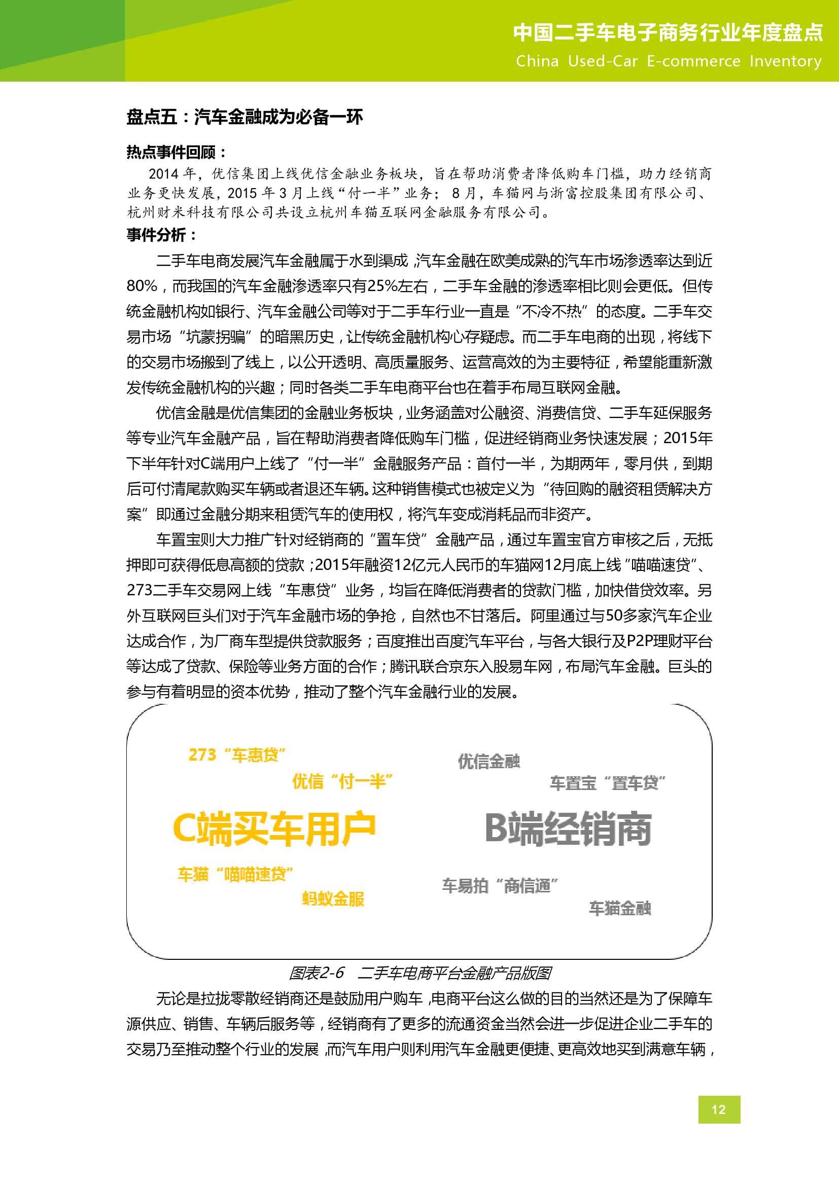 2015年中国二手车电子商务行业年度盘点_000013