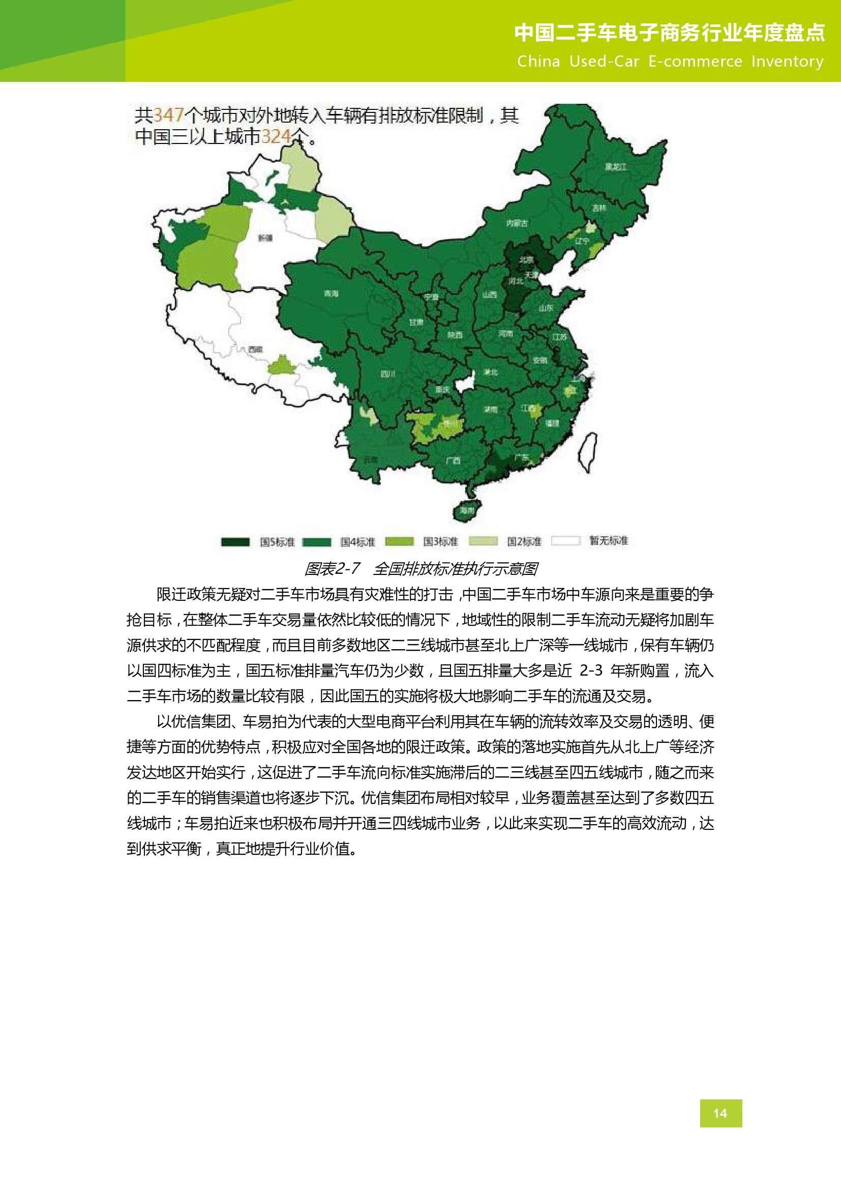 2015年中国二手车电子商务行业年度盘点_000015