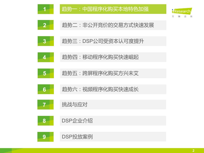 2015年中国DSP行业发展趋势报告_000002