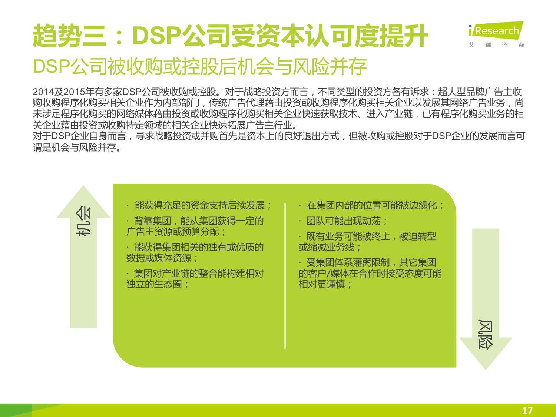 2015年中国DSP行业发展趋势报告_000017