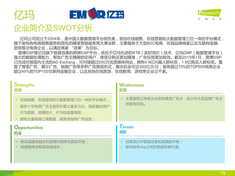 2015年中国DSP行业发展趋势报告_000071