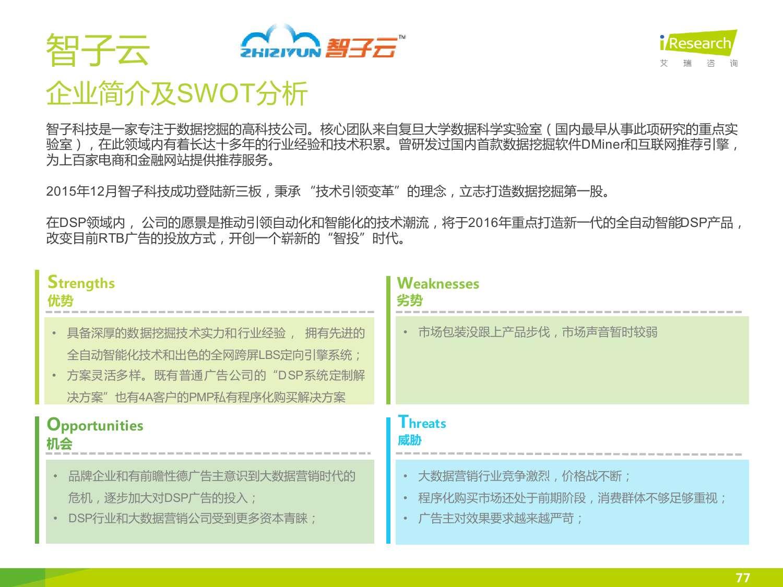 2015年中国DSP行业发展趋势报告_000077