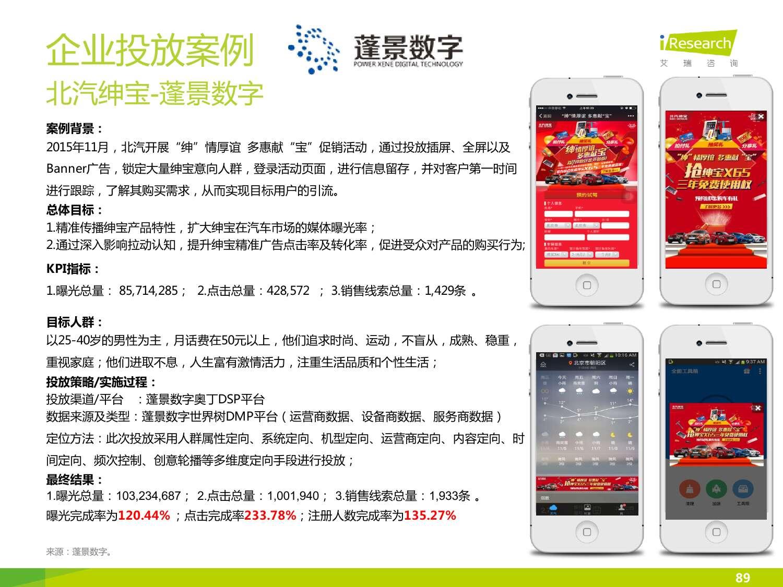 2015年中国DSP行业发展趋势报告_000089