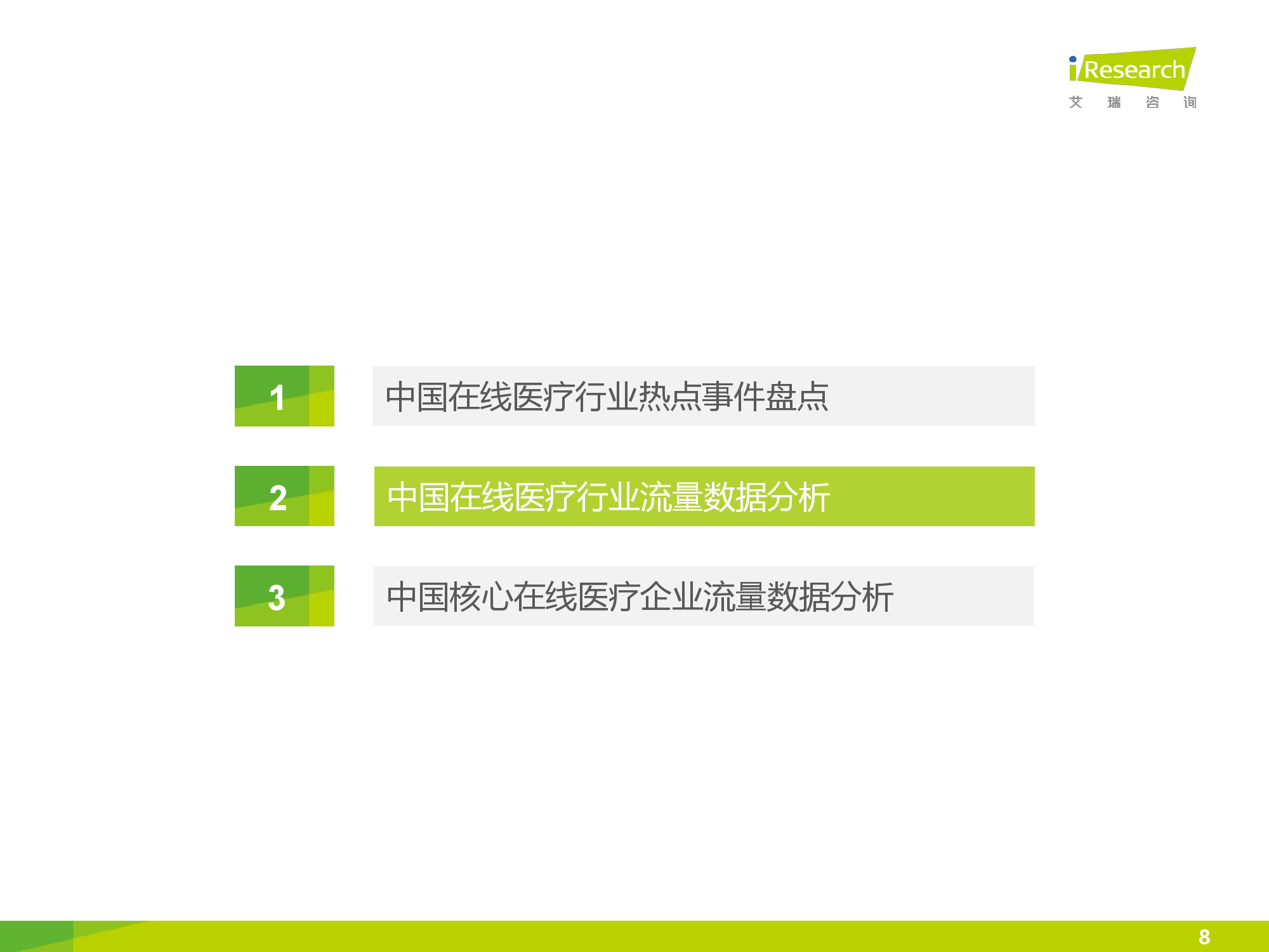 2016年中国在线医疗行业数据监测报告_000008
