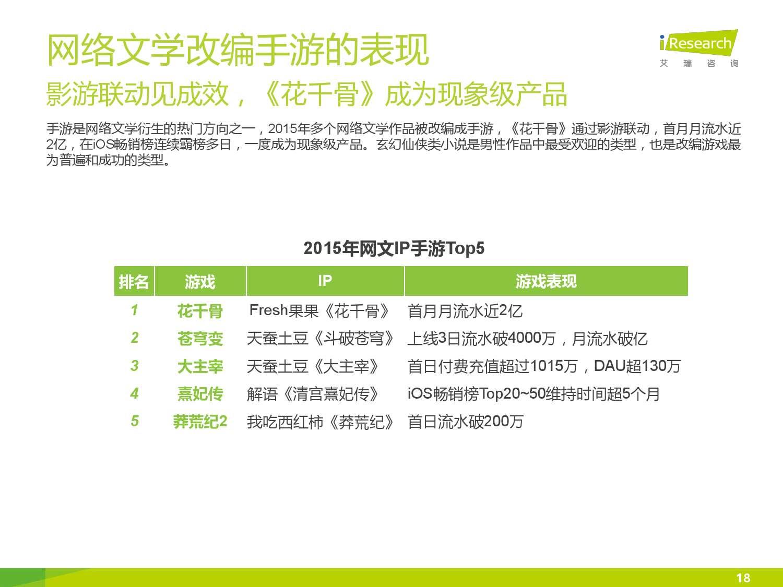 2016年中国网络文学行业研究报告_000018