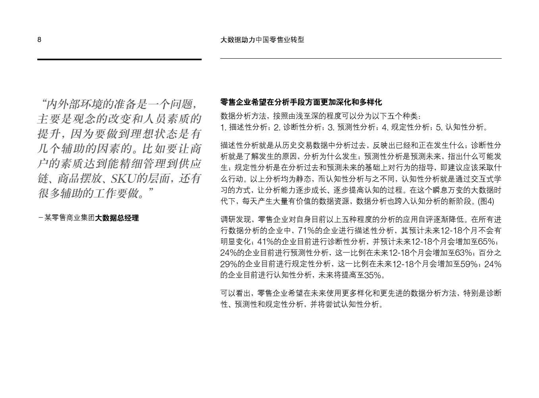 IBM:大数据助力中国零售业转型_000010