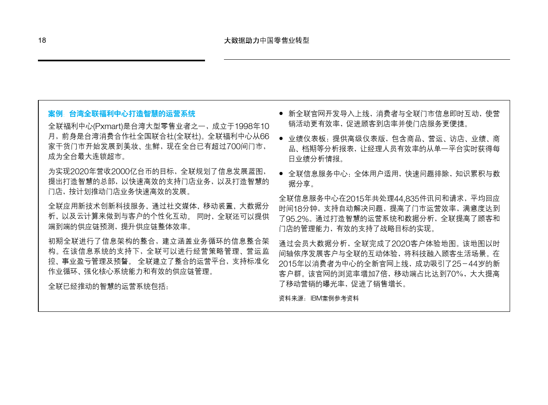 IBM:大数据助力中国零售业转型_000020