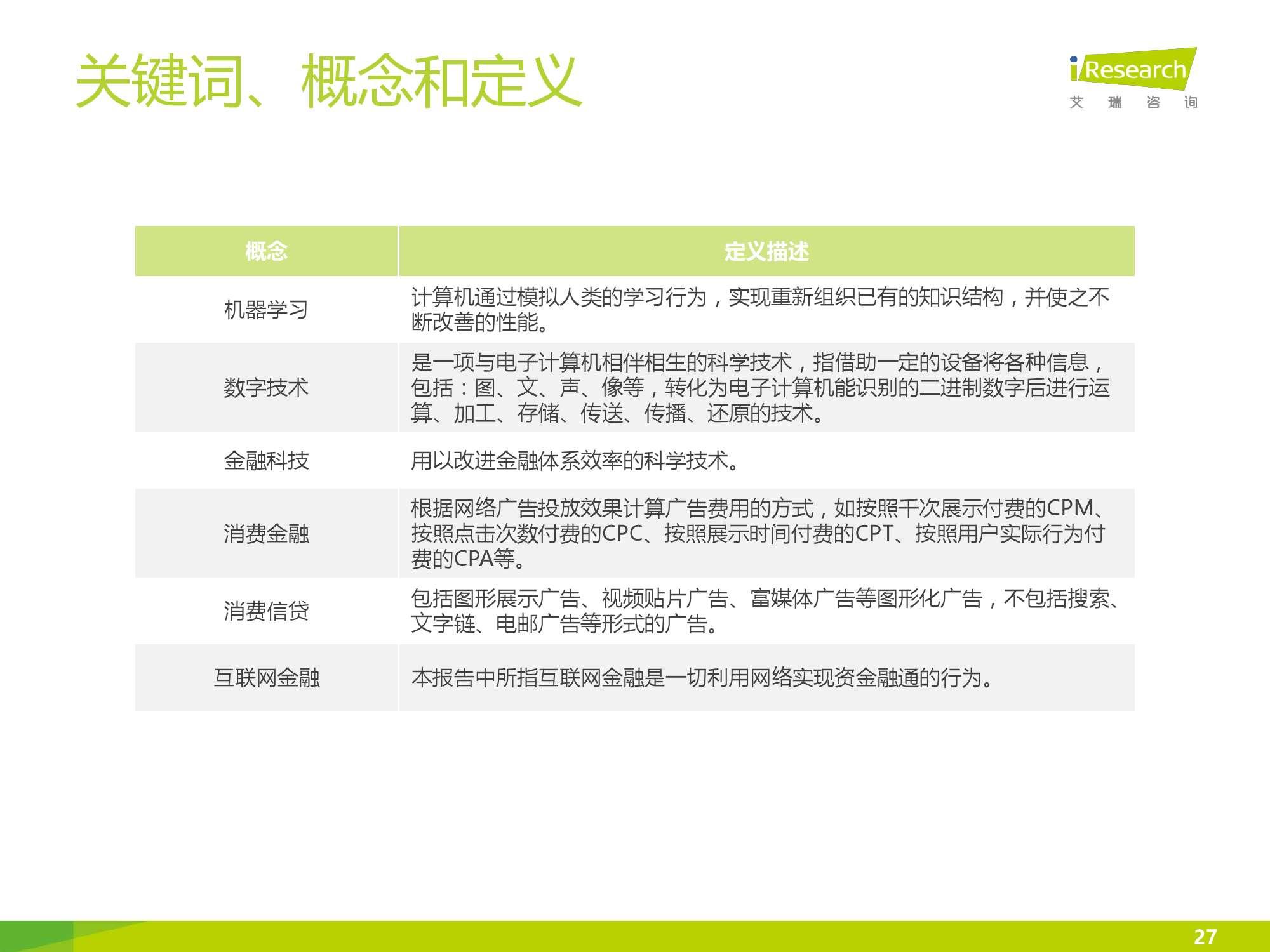 iResearch-2016年中国互联网消费金融市场研究报告_000027