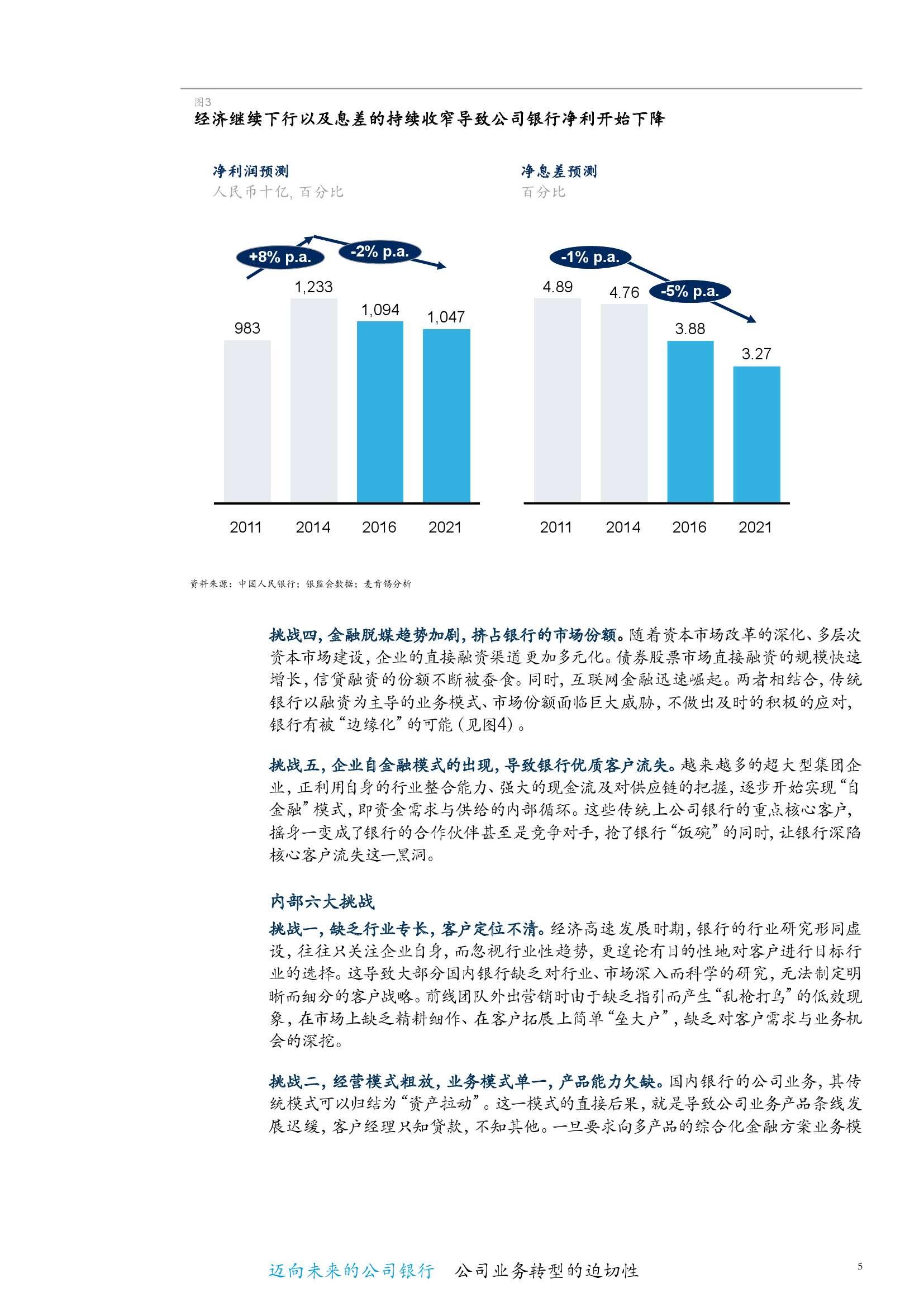 中国银行业白皮书--迈向未来的公司银行_000011