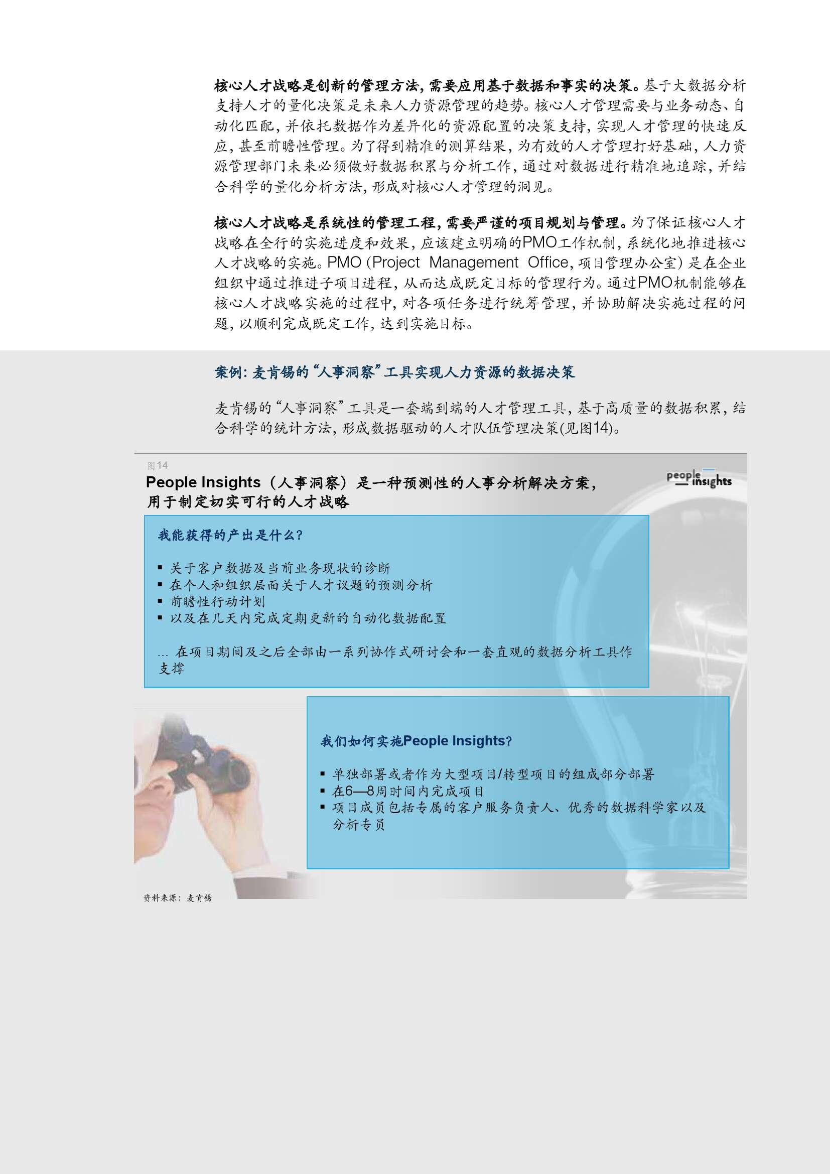 中国银行行业白皮书--核心人才战略4_000040