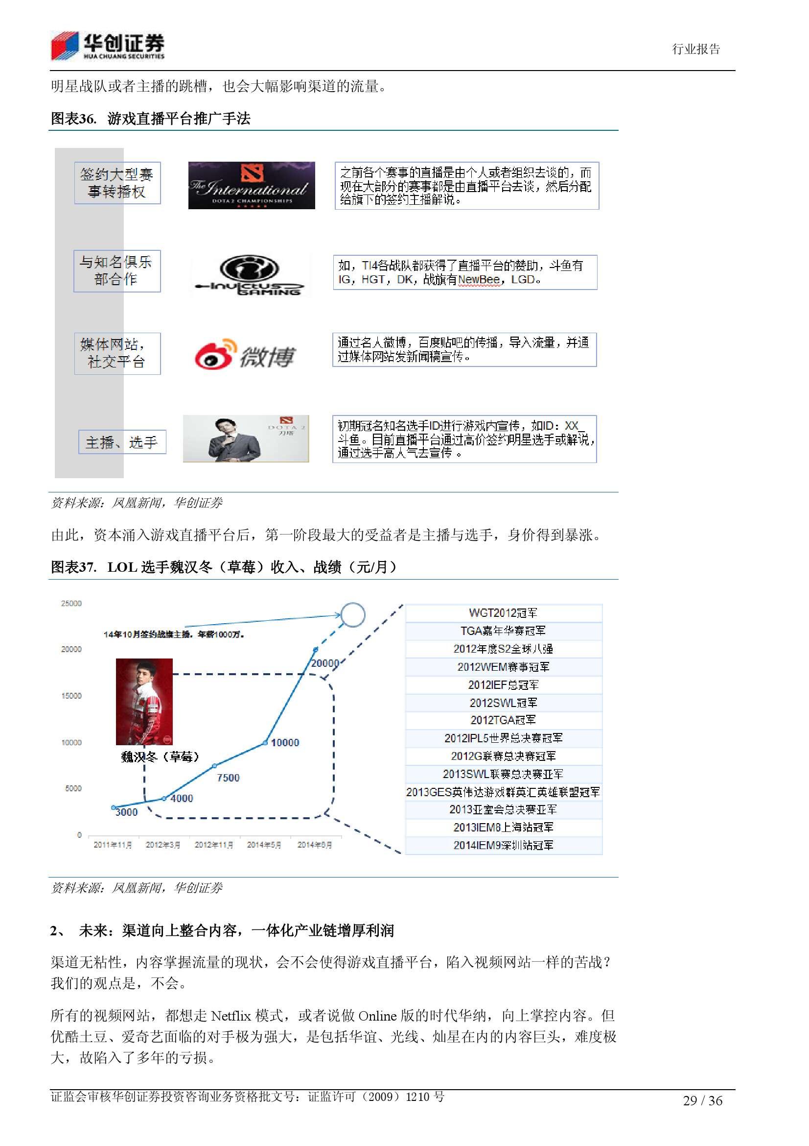 电子竞技深度报告:从小众娱乐 到千亿产业_000029