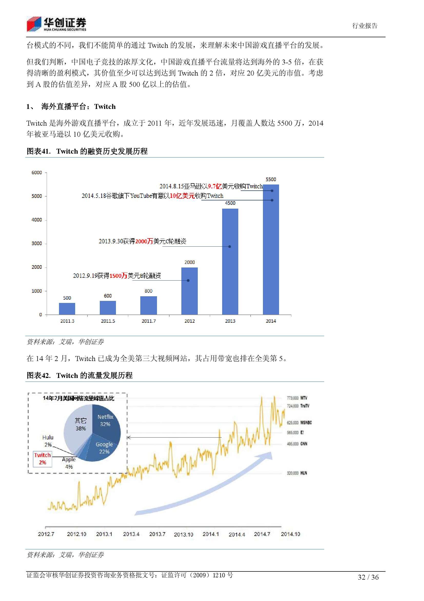 电子竞技深度报告:从小众娱乐 到千亿产业_000032
