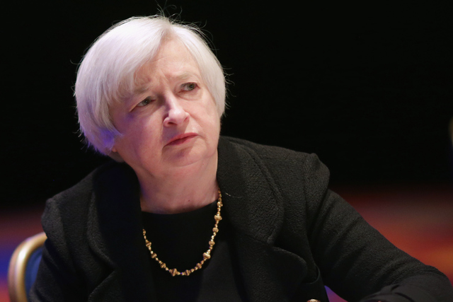 Fed Chair Janet Yellen Speaks At Fed Reserve Community Development Research Conference