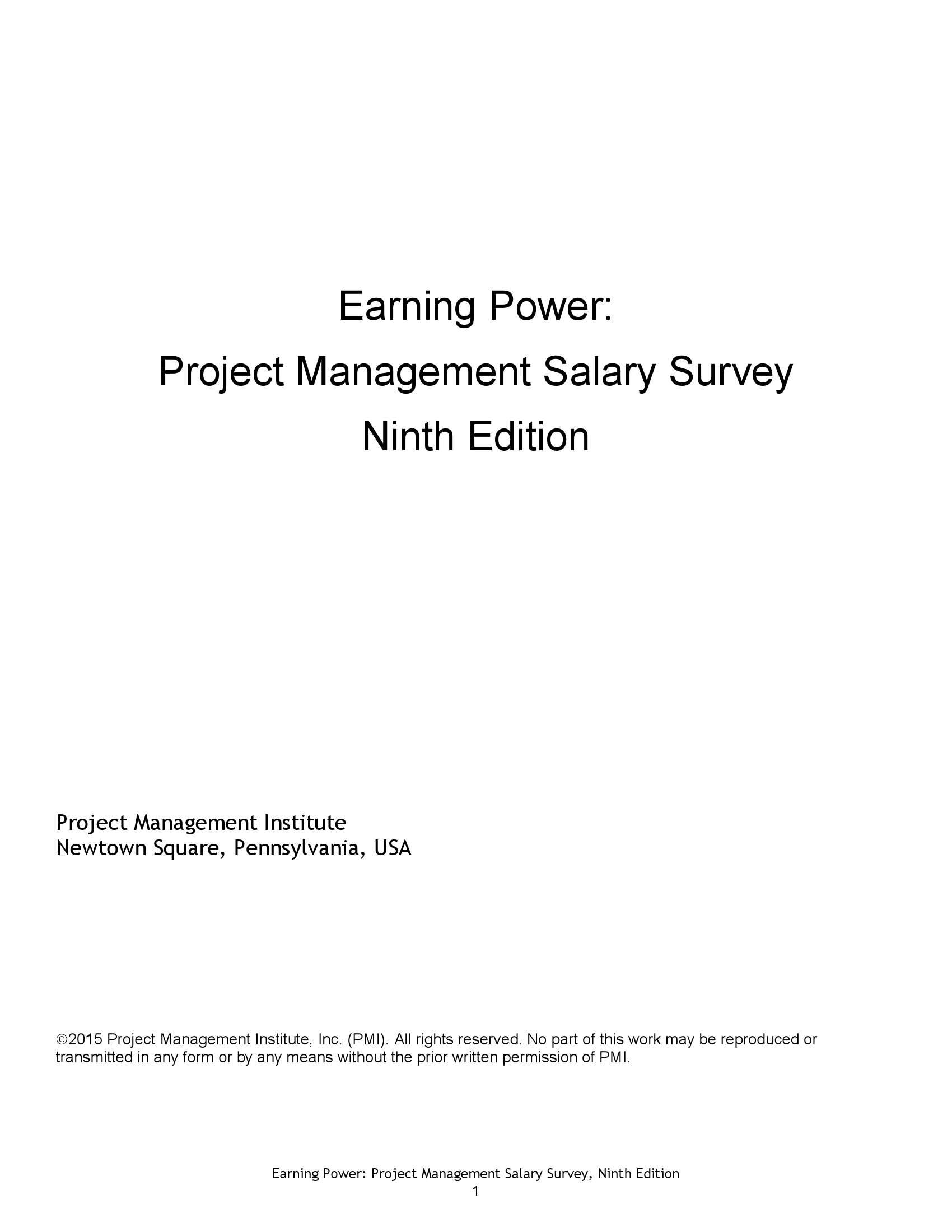 2015年项目管理薪酬调查报告_000002
