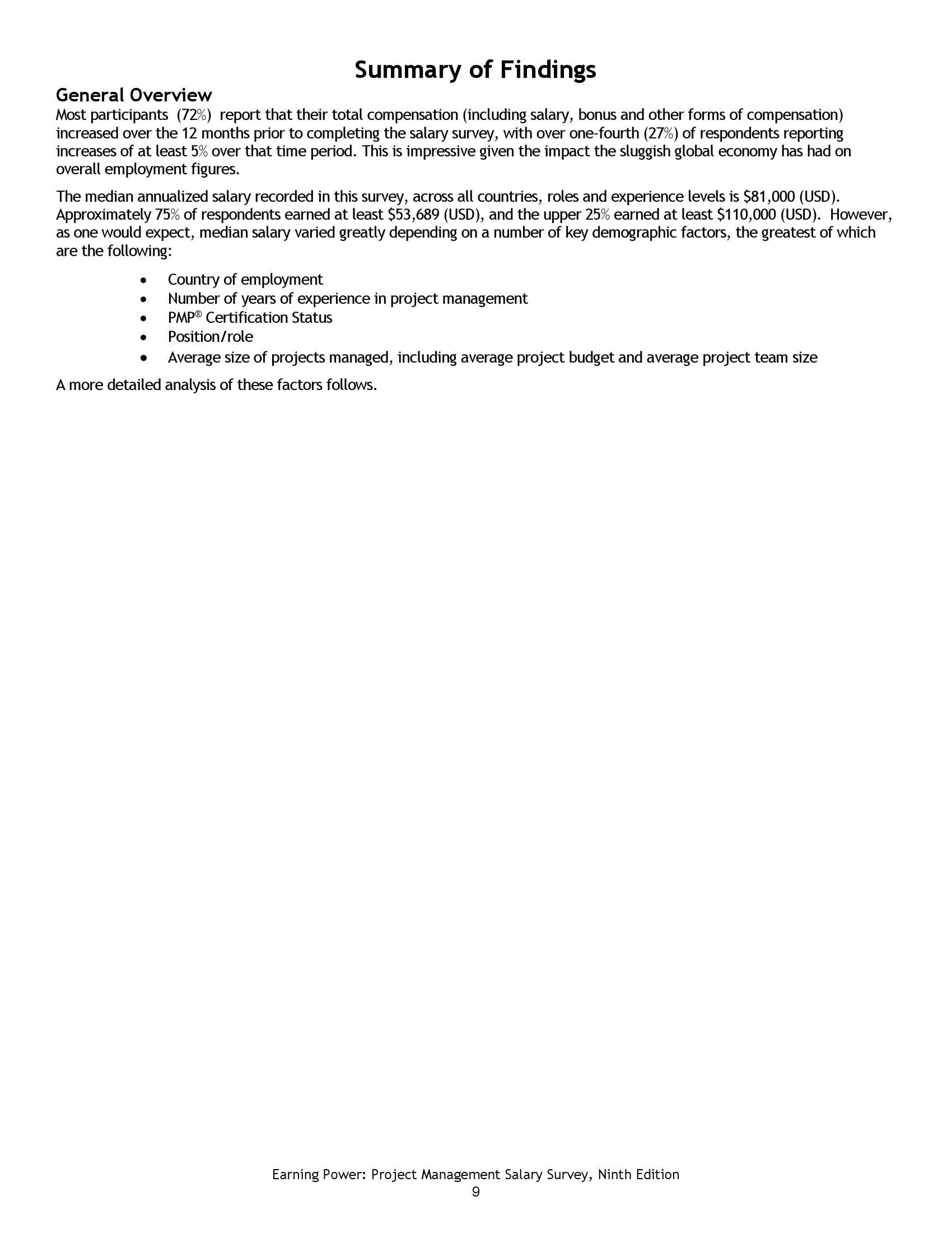 2015年项目管理薪酬调查报告_000010