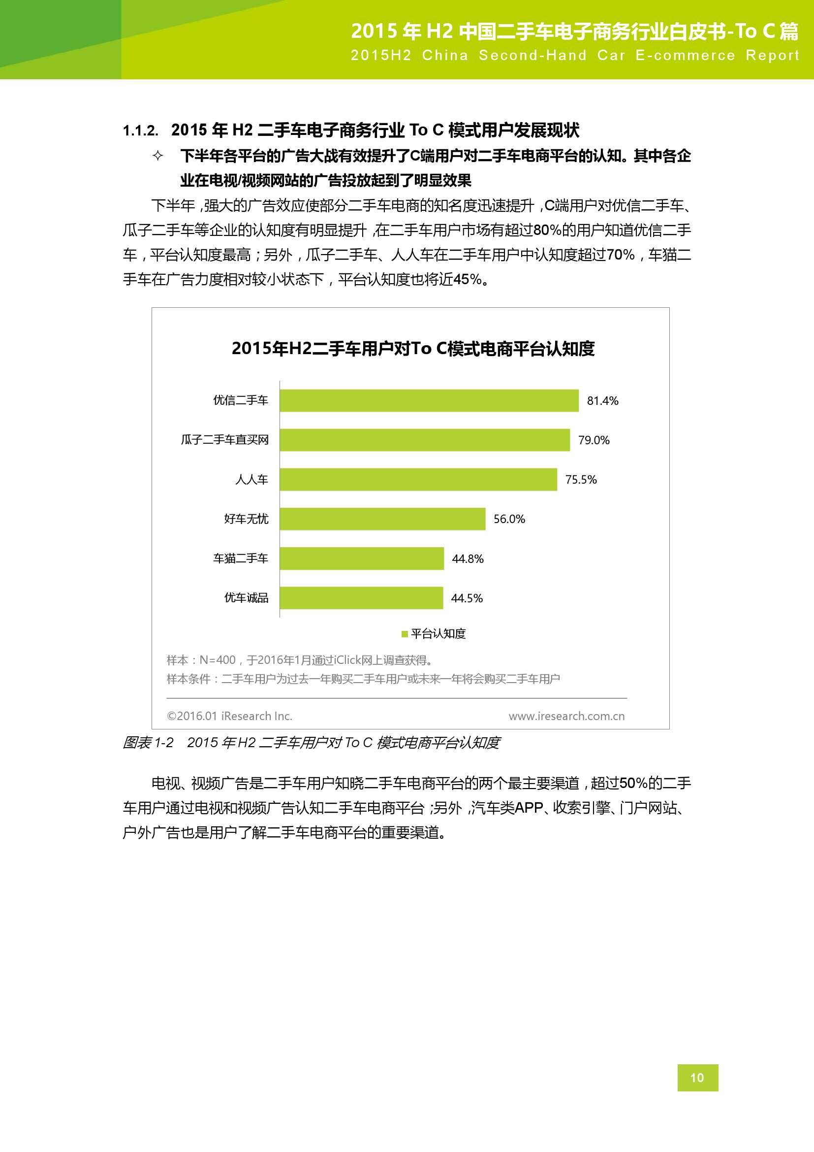 2015年H2中国二手车电子商务行业白皮书_000010