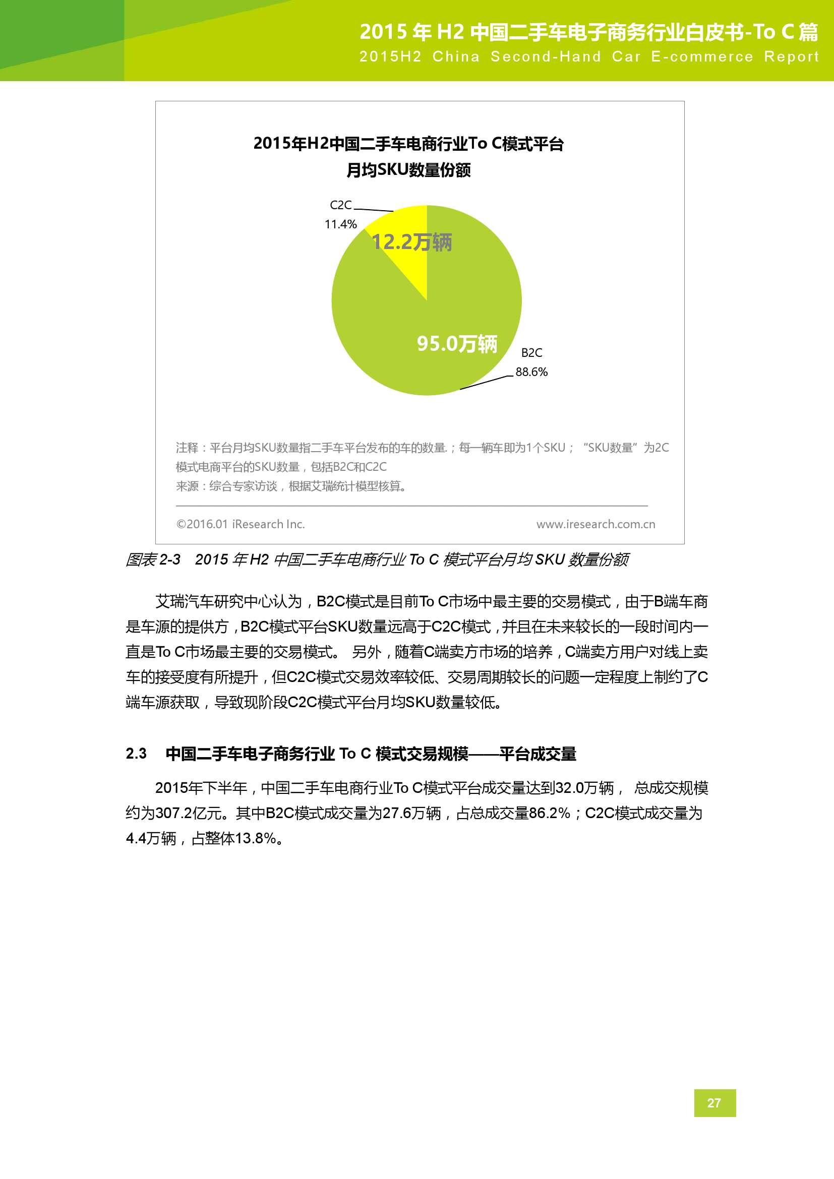 2015年H2中国二手车电子商务行业白皮书_000027