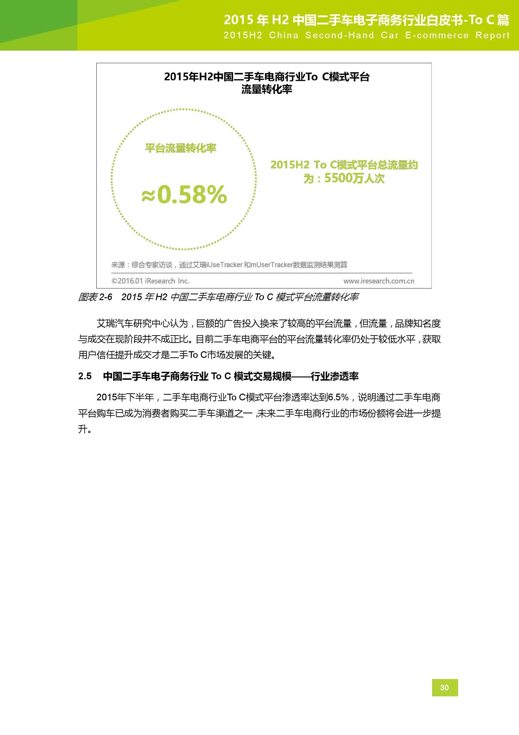 2015年H2中国二手车电子商务行业白皮书_000030