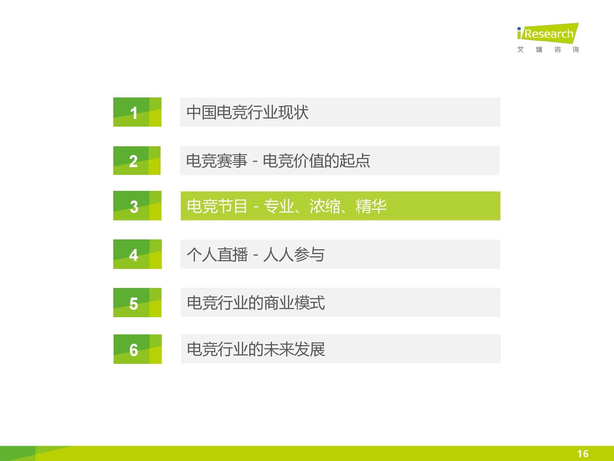 2016年中国电竞内容生态报告_000016