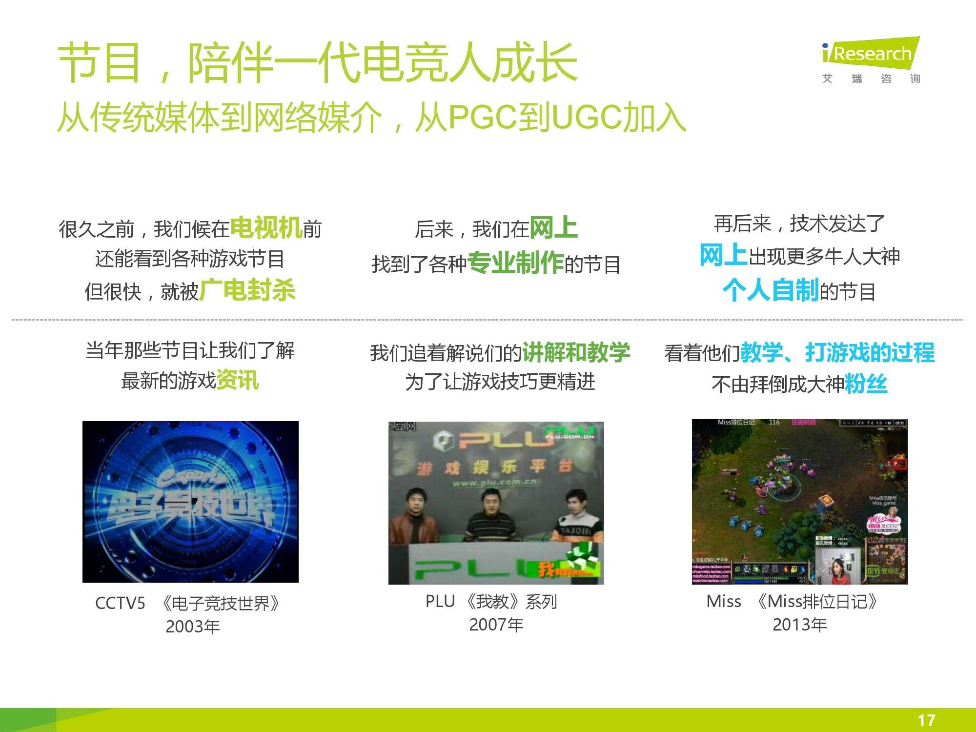 2016年中国电竞内容生态报告_000017