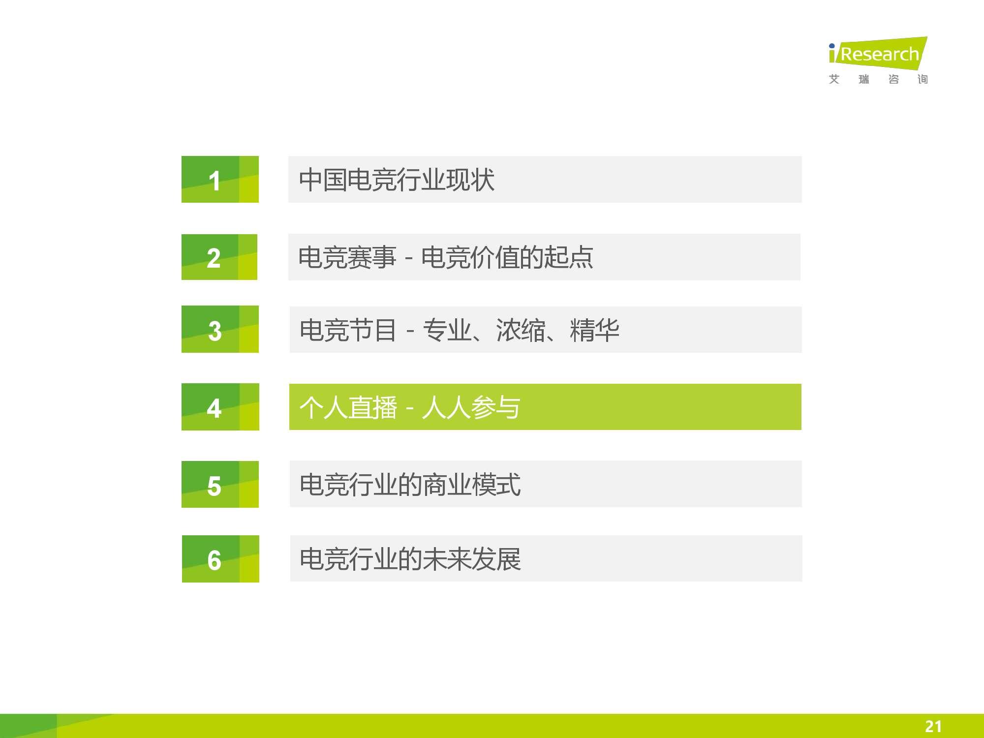 2016年中国电竞内容生态报告_000021
