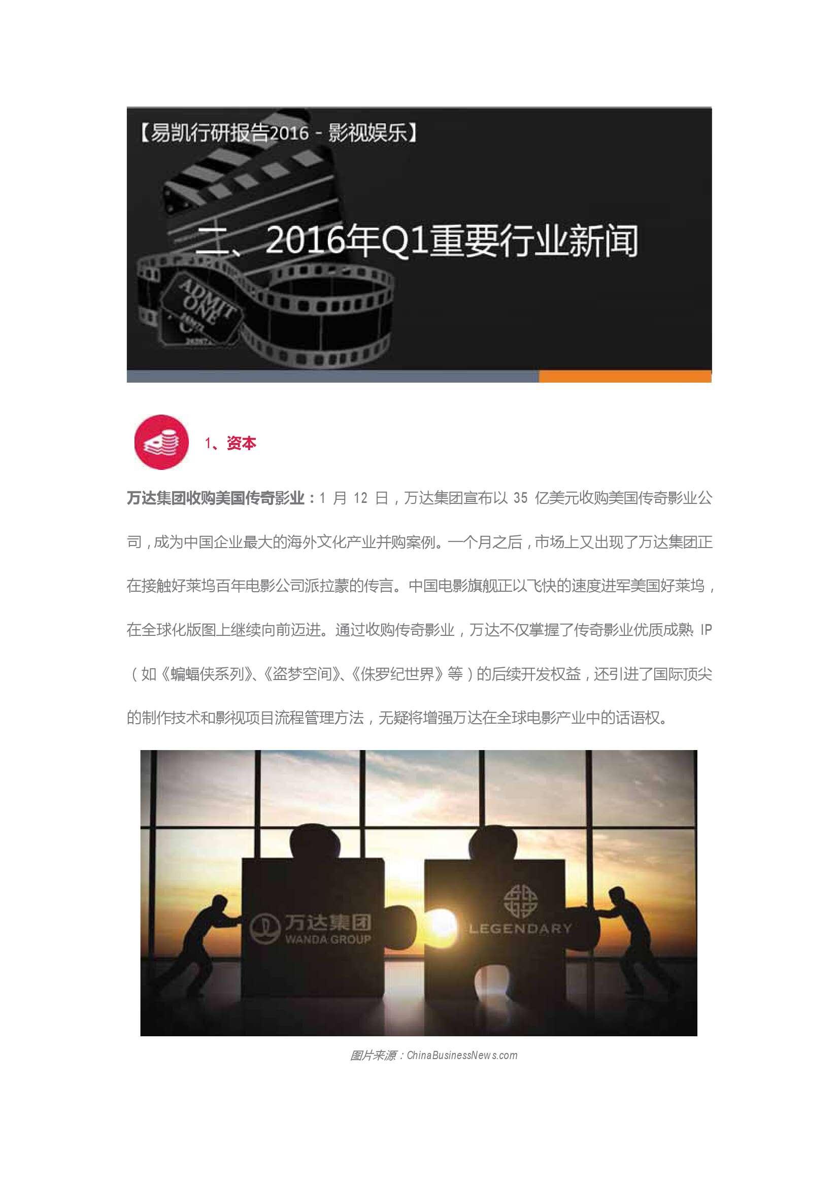 2016Q1中国娱乐产业季度观察_000005