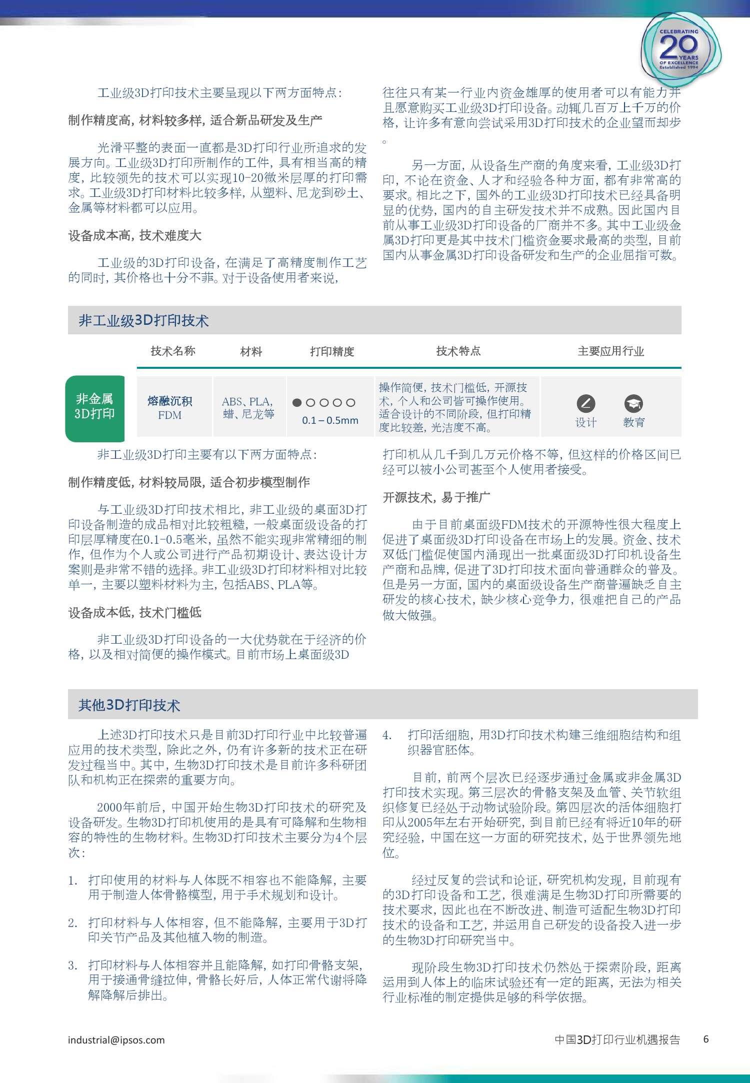3D打印行业机遇报告_000006