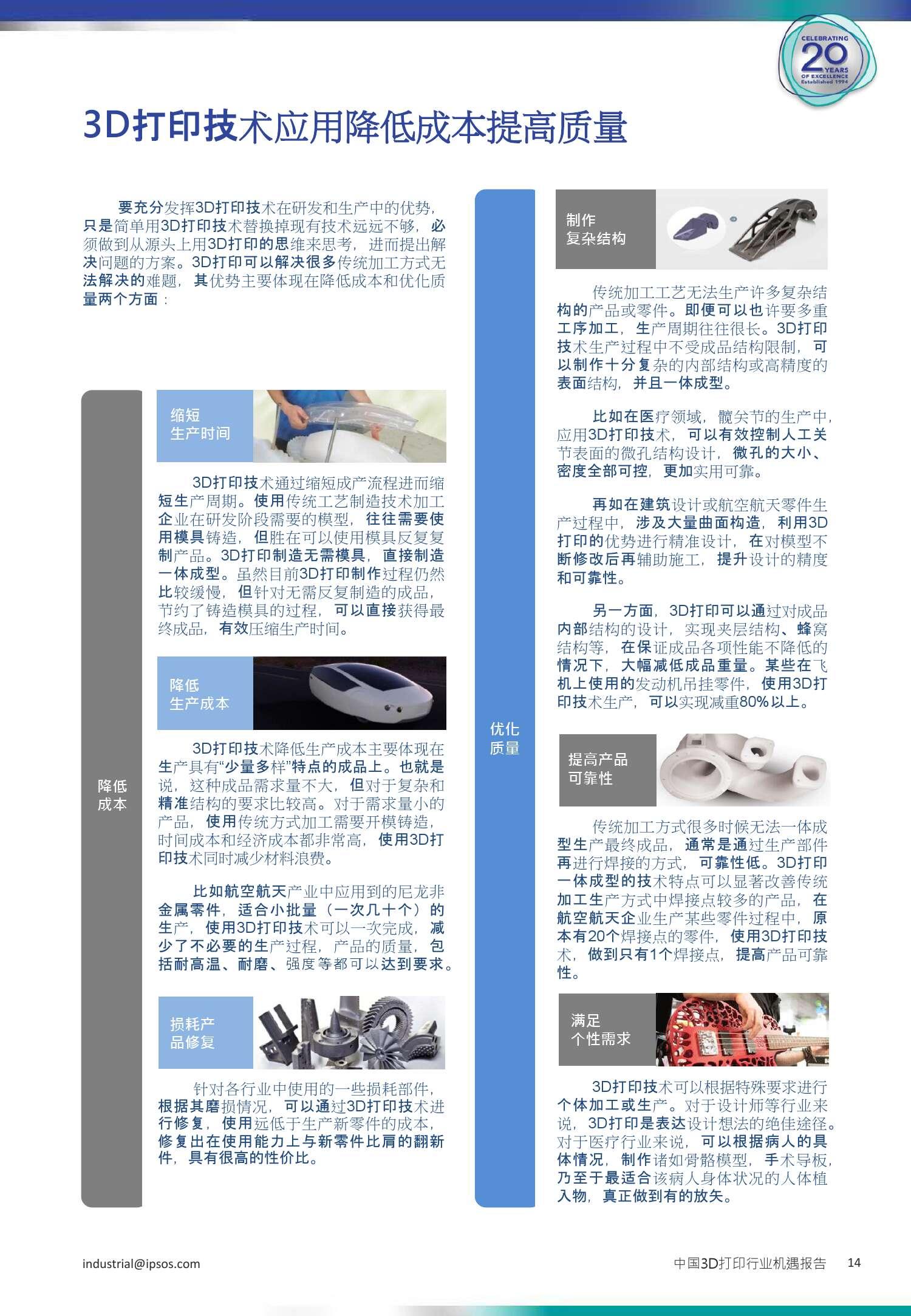 3D打印行业机遇报告_000014