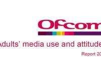 Ofcom:2016年成年人媒体使用状况和态度调查(附报告)