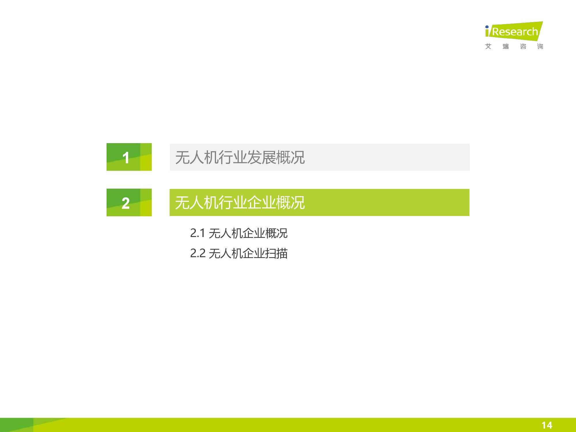 2016年中国无人机行业研究报告简版_000014