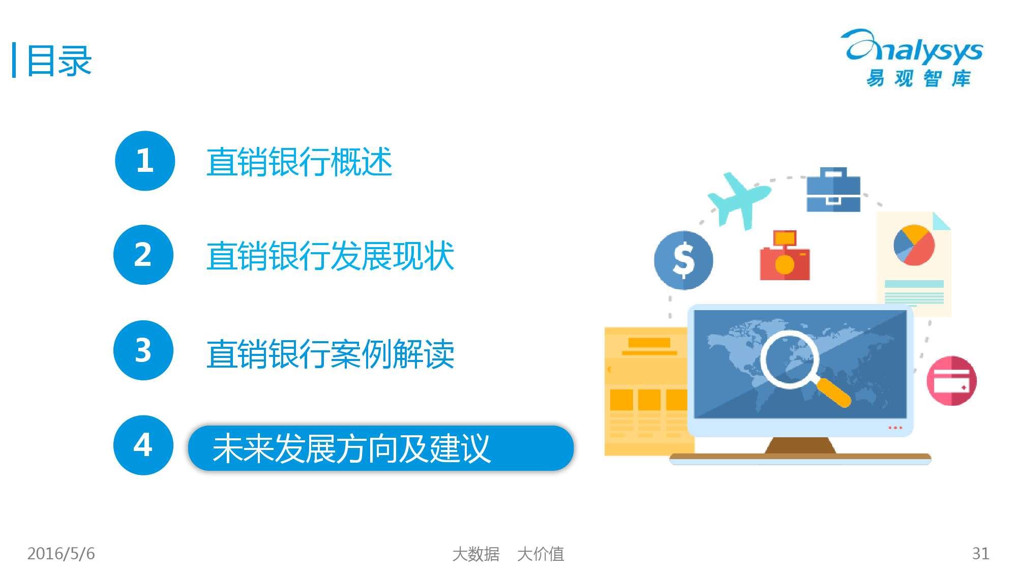 2016年中国直销银行市场专题研究报告_000031