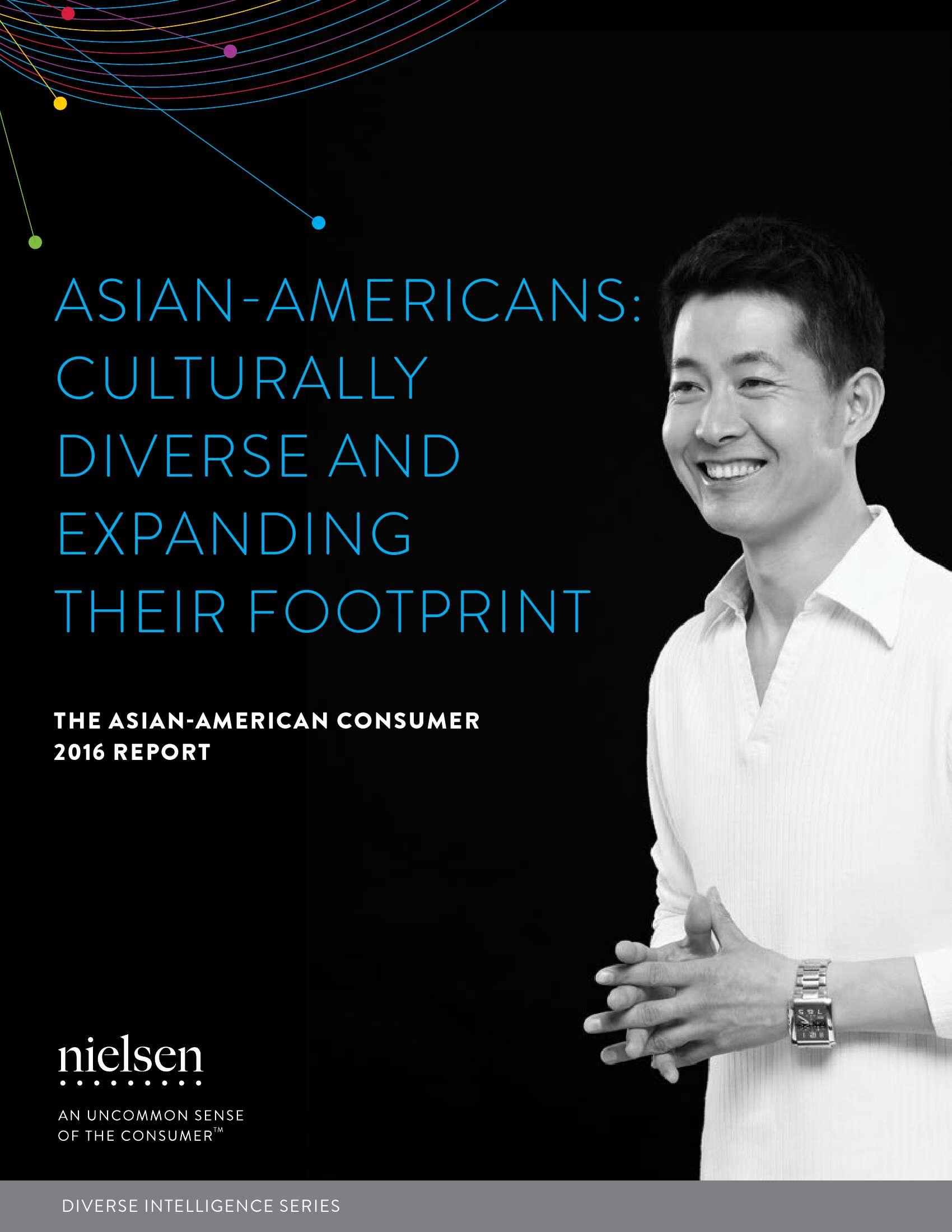 Nielsen:2016年美国亚裔消费者调查报告_000001