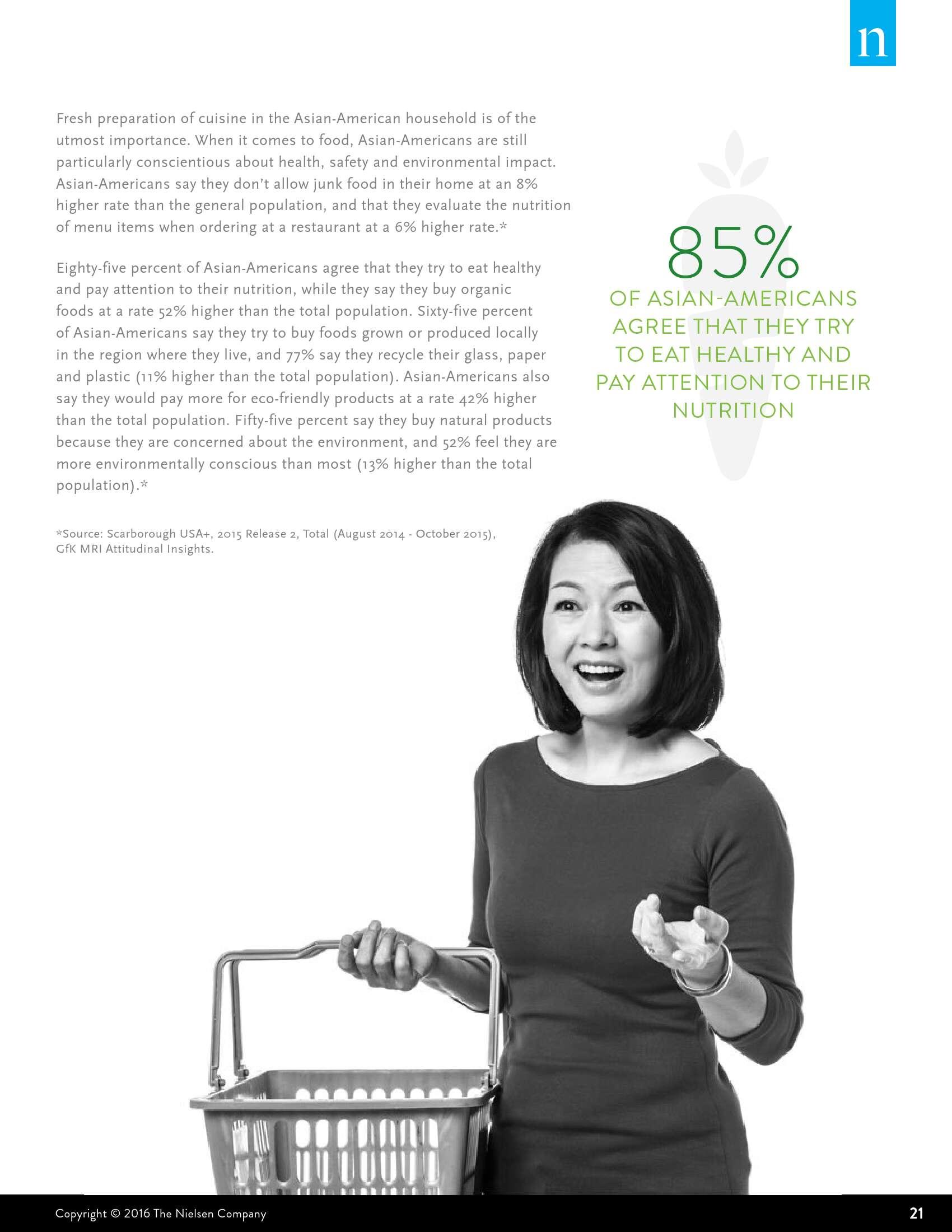 Nielsen:2016年美国亚裔消费者调查报告_000021