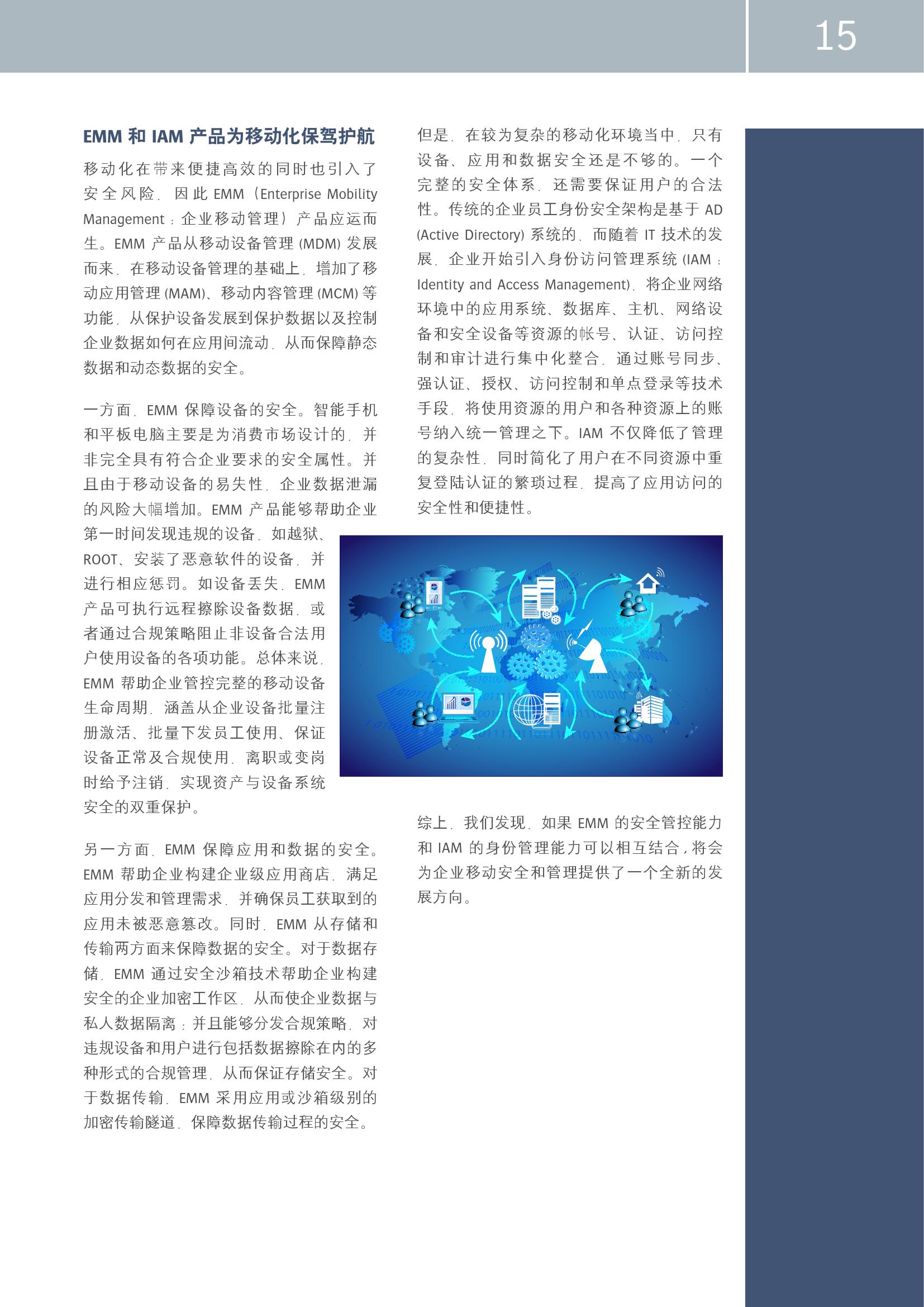 中国企业市场前瞻_000015