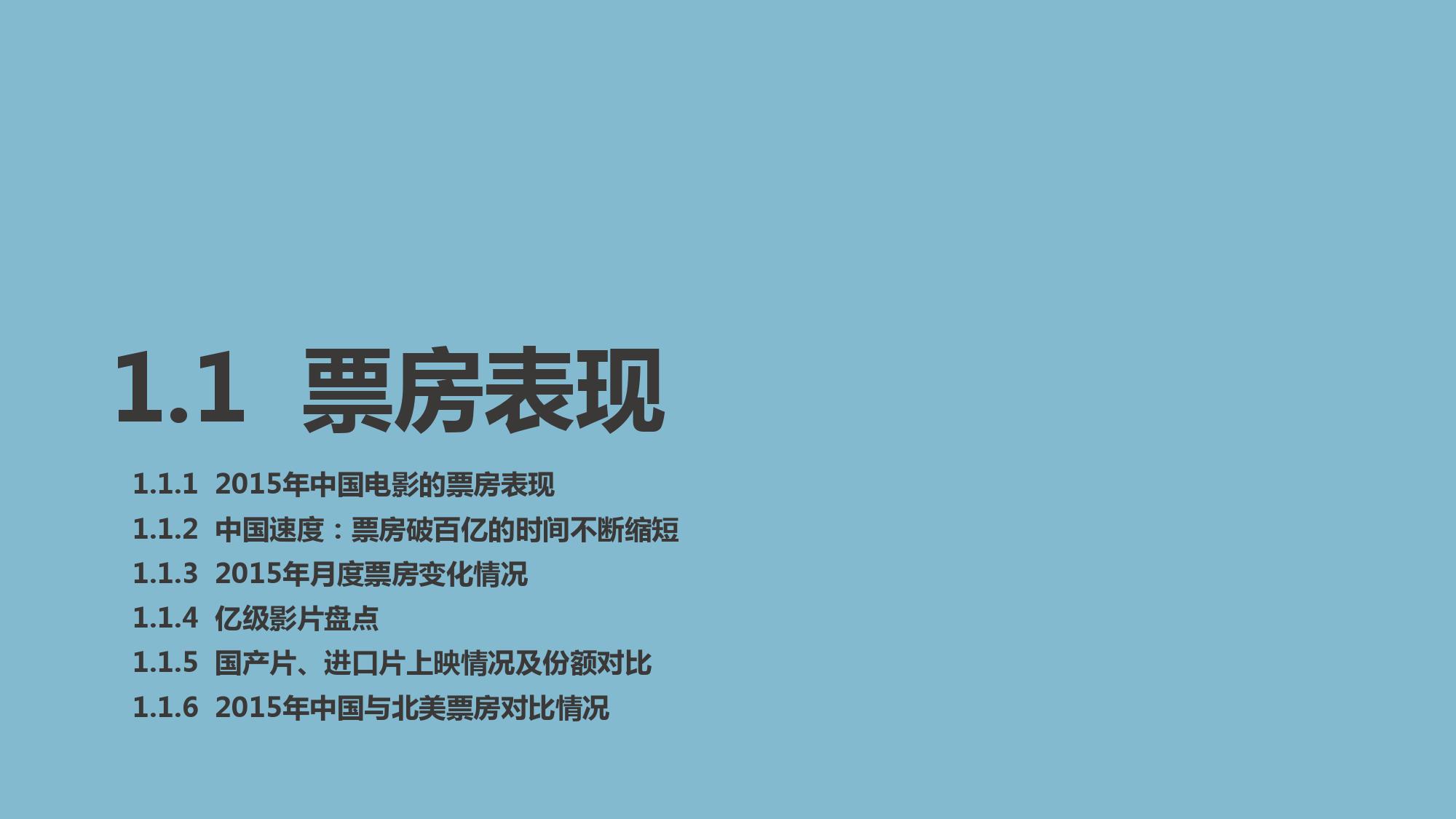 2015年度中国电影产业报告_000011