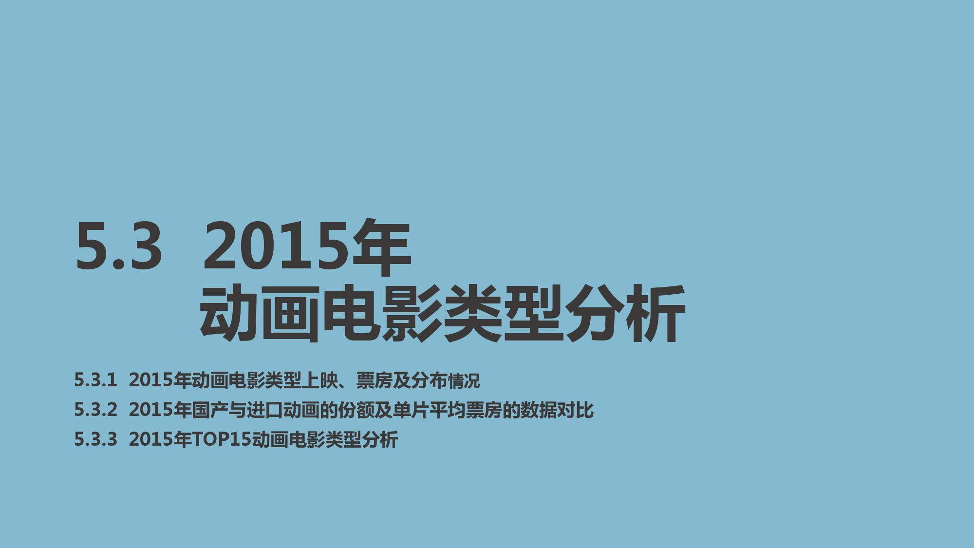 2015年度中国电影产业报告_000071