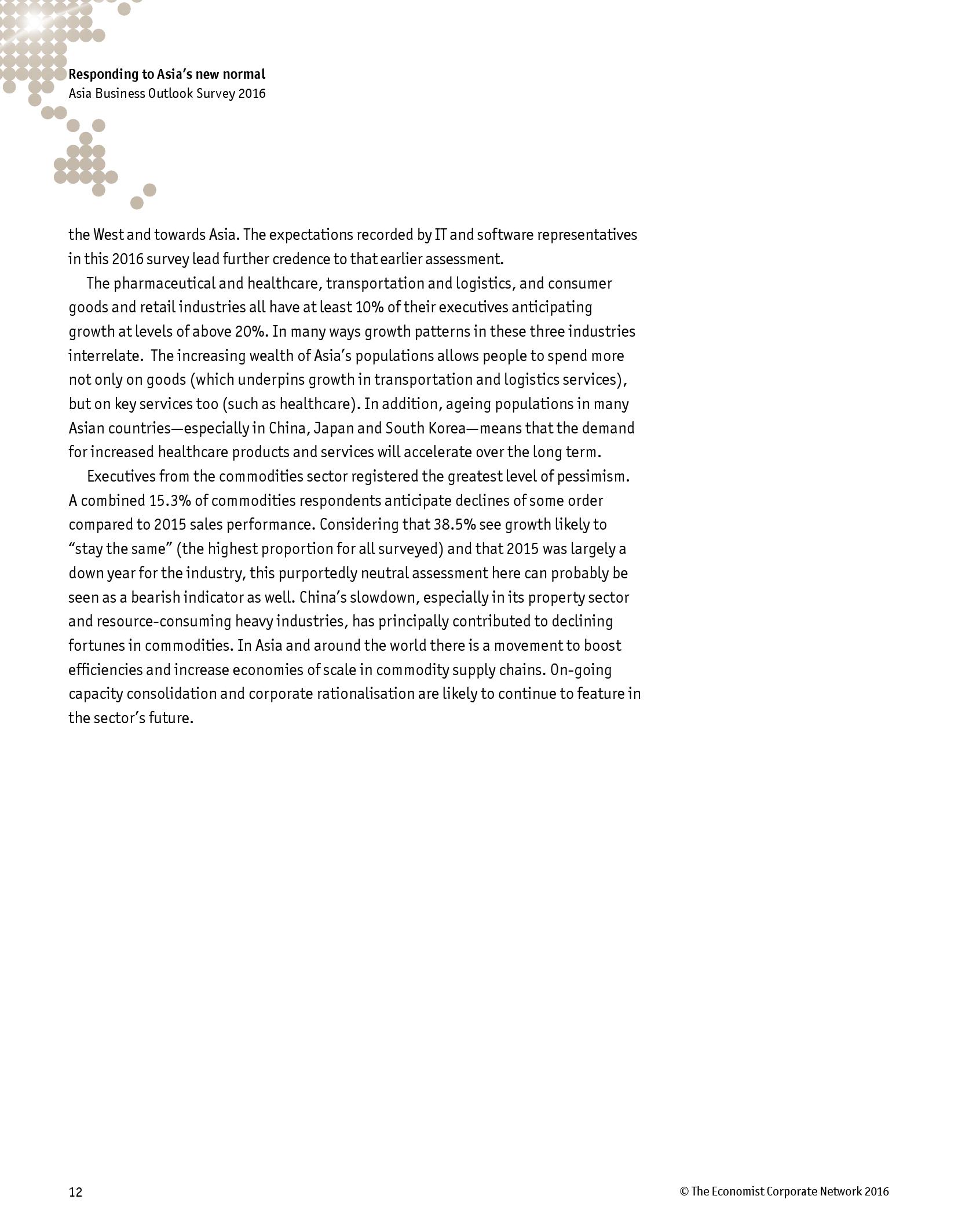 2016年亚洲商业展望调查报告_000014