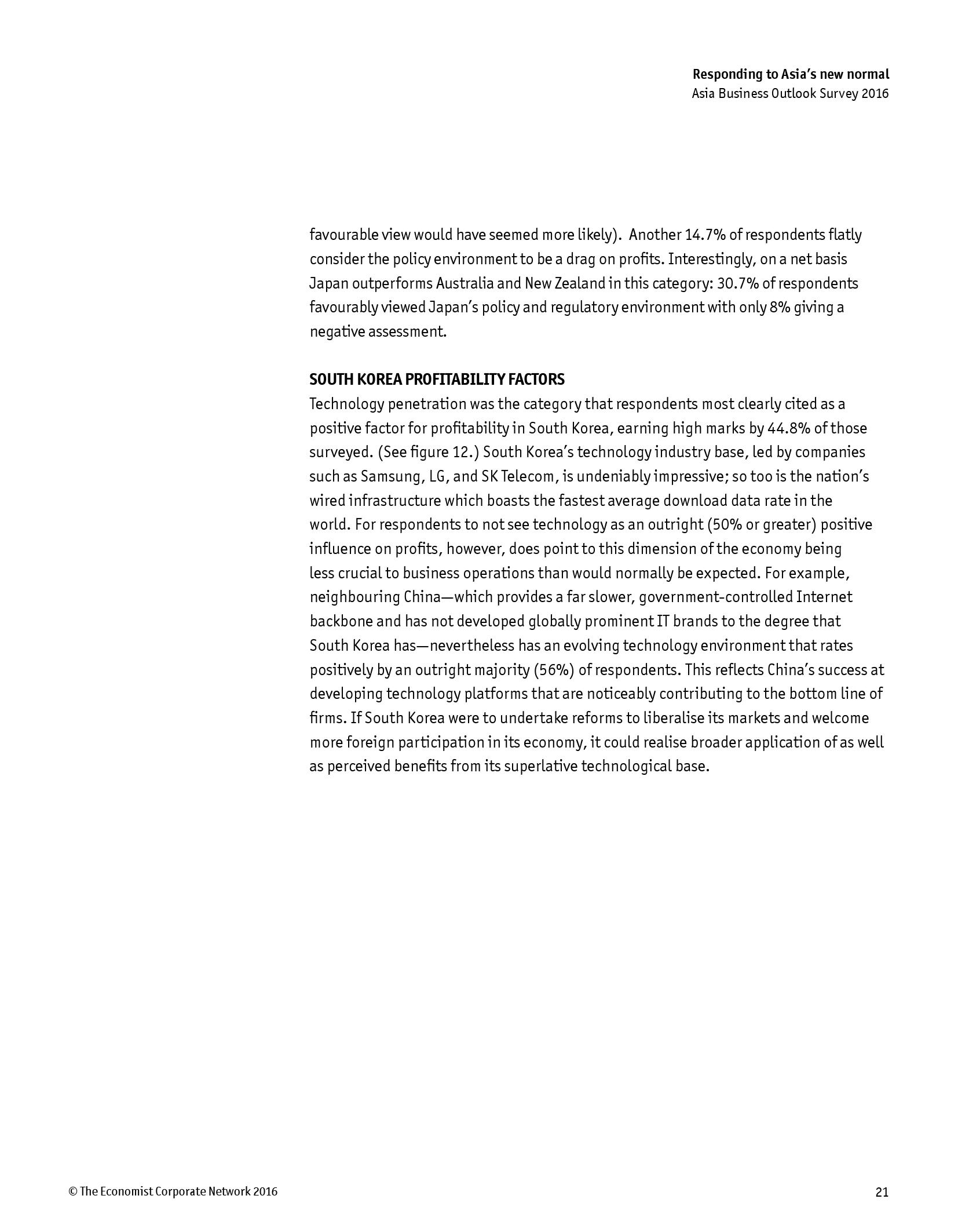 2016年亚洲商业展望调查报告_000023