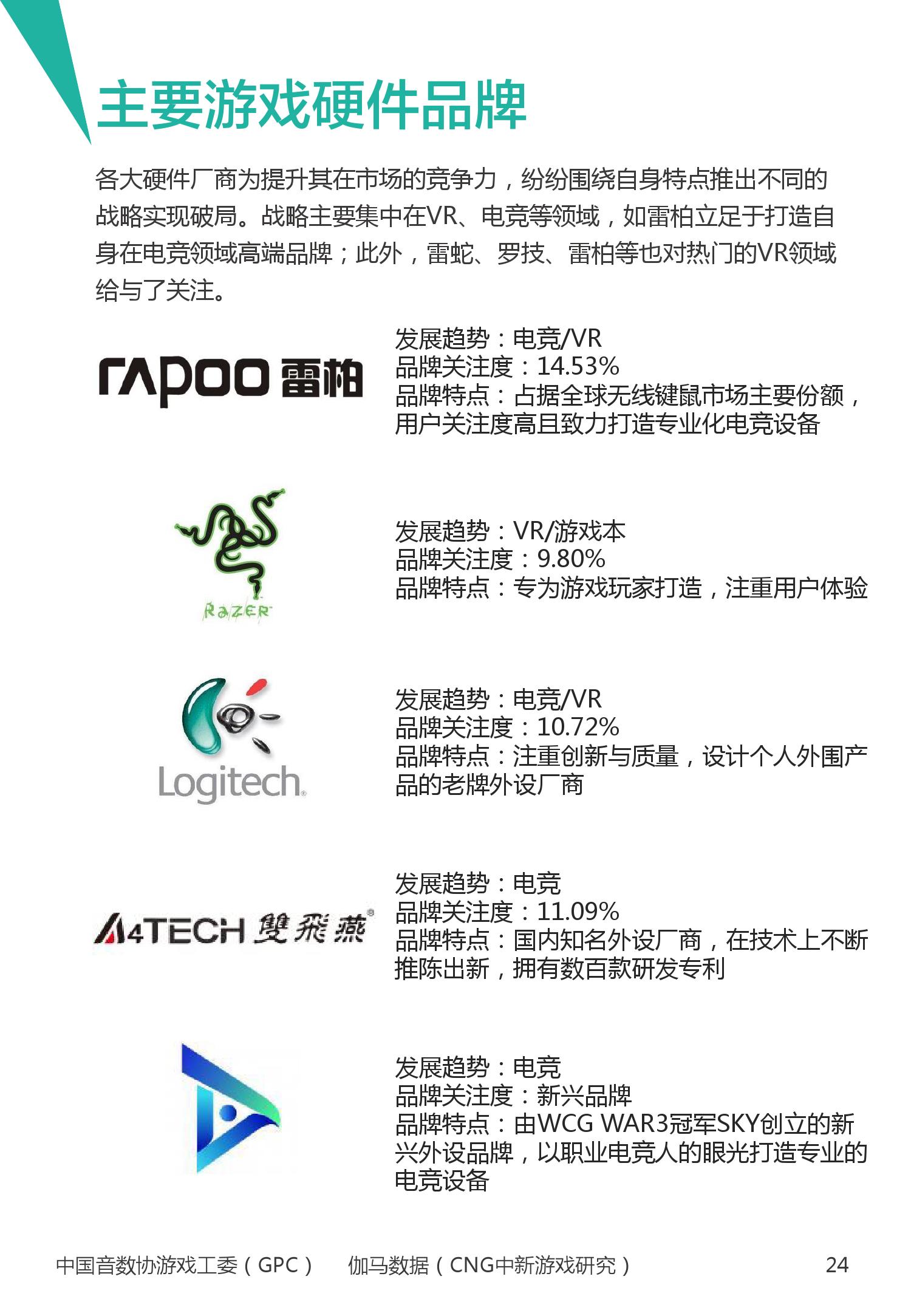 2016年1~3月中国电竞产业报告_000025
