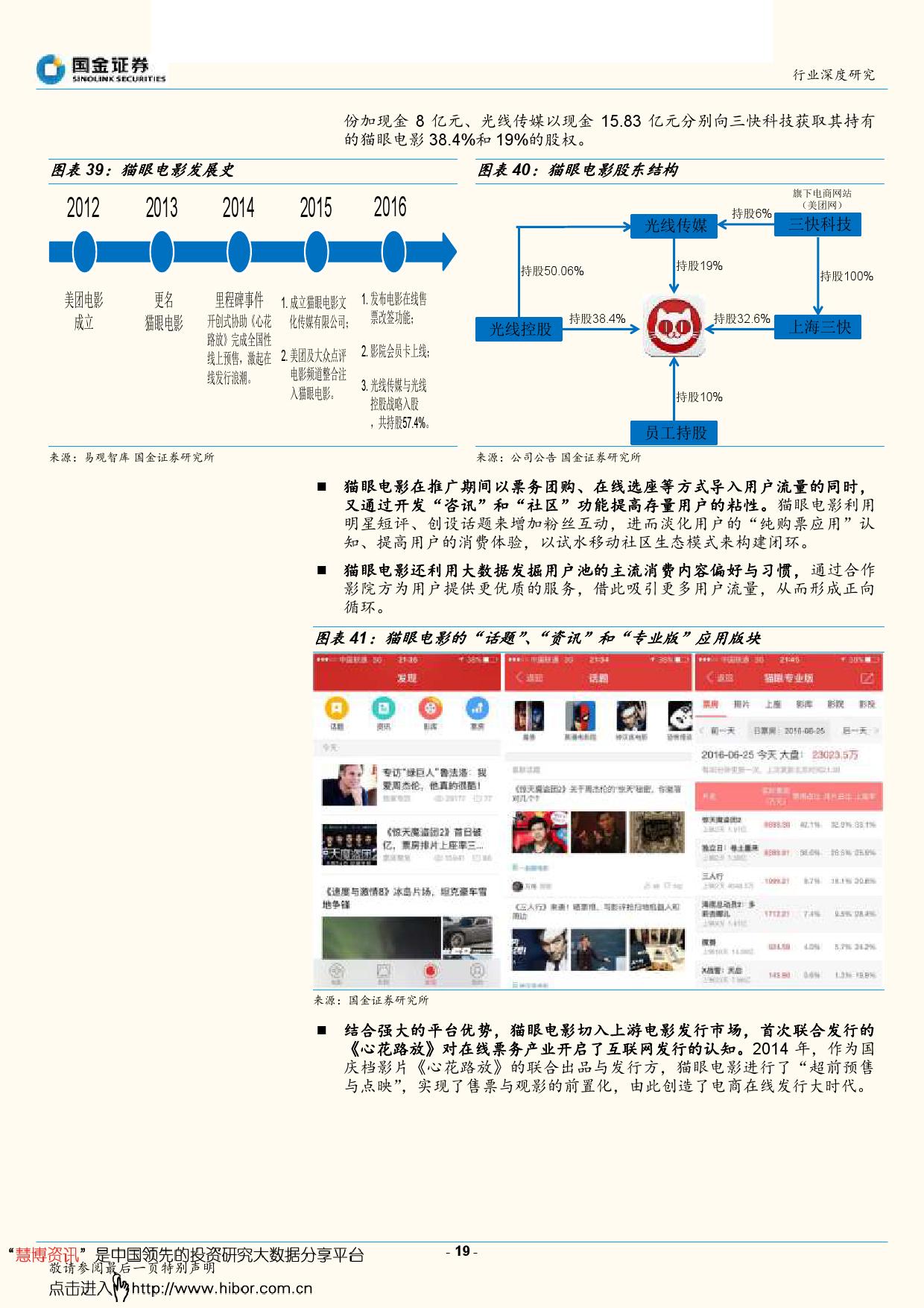 传媒互联网行业 在线票务深度报告_000019