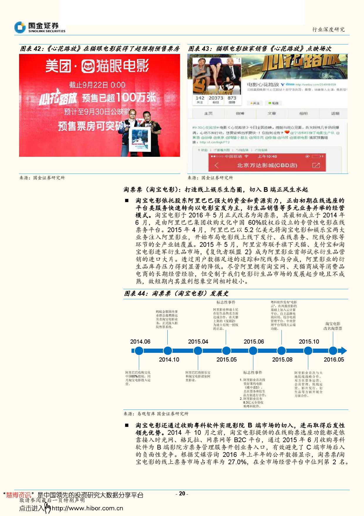 传媒互联网行业 在线票务深度报告_000020