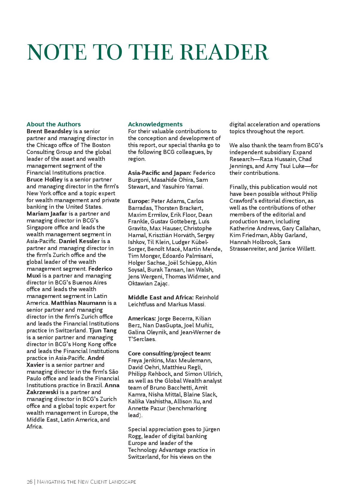 波士顿咨询:全球财富报告2016_000028