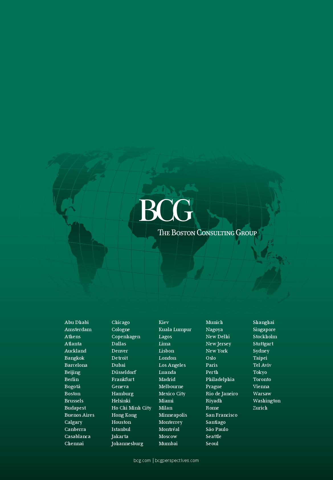 波士顿咨询:全球财富报告2016_000031