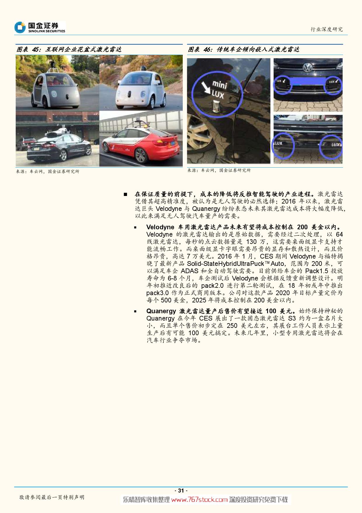 特斯拉产业系列深度报告-智能驾驶爆发在即_000031