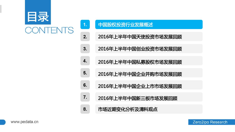 100页PPT详解2016上半年中国股权投资市场发展_000005