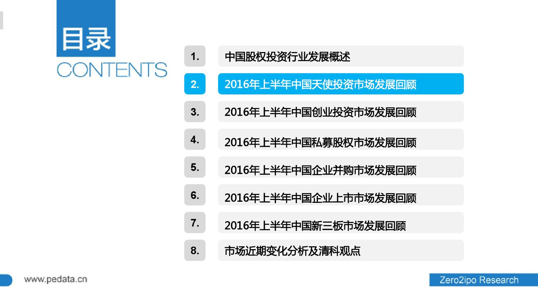100页PPT详解2016上半年中国股权投资市场发展_000013