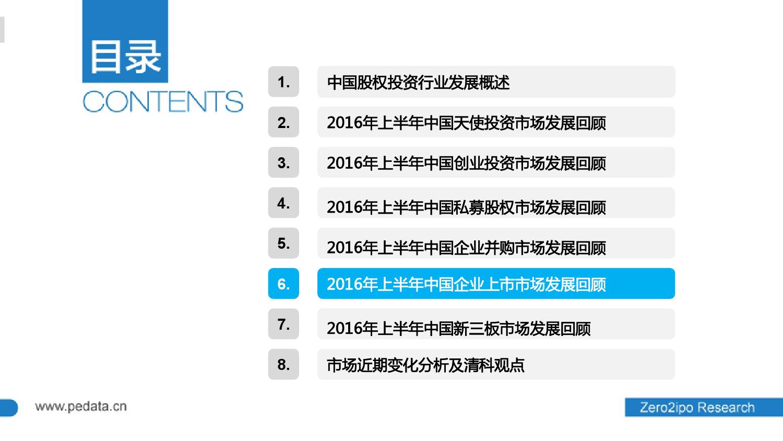 100页PPT详解2016上半年中国股权投资市场发展_000046